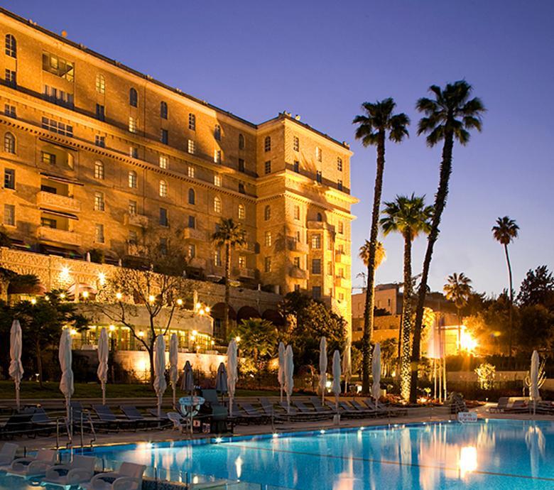 Hotel King David - Jerusalem