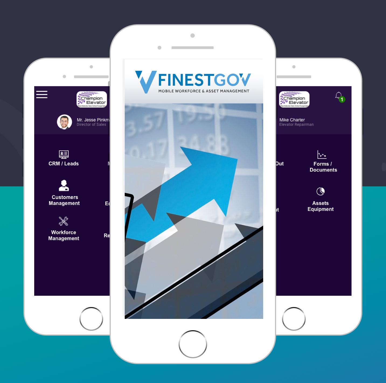 FinestGov-MobilePhone