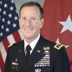 Lieutenant General Joseph P. DiSalvo